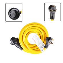 125V US Extension Cord Lock Twist Lock 125v RV use 50amps 10 feet