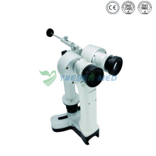 Лучший Китайский Медицинский Портативный Цифровой Оптической Офтальмологии Щелевая Лампа