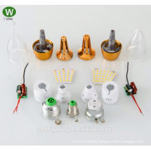 Cost-effective ceiling light parts 48w led bulb kits