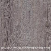 Wood Pattern PVC Vinyl Flooring for Living Room