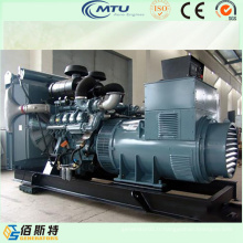 Nouveau groupe électrogène de 1500kw électrique avec le moteur de Mtu