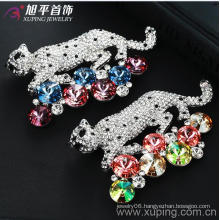 Xuping Fashion Luxury Rhinestone Crystals From Swarovski Brooche for Women in Environmental Copper