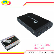 3.5 Aluminum USB 3.0 External HDD Caddy