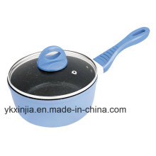 Aluminum Forged Non-Stick Milk Pot Cookware