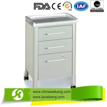 Hospital ABS Bedside Cabinet, Medical Cabinet