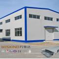 Light Steel Structre Frame Building Galvanization