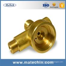 Chine Fonderie en laiton de haute qualité faite sur commande de moulage mécanique sous pression