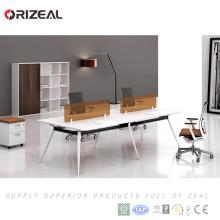 ORIZEAL 6 человек открыть длинную скамью офисный стол