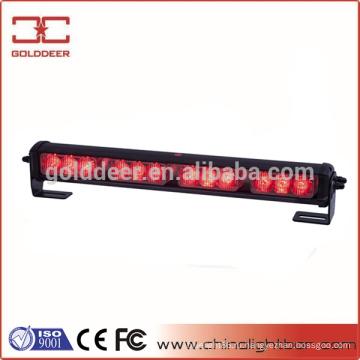 Чрезвычайная полиции автомобиль красный светодиод предупреждение фары тире света CE (SL332)