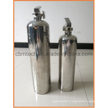 Stainless Steel CO2 Fire Extinguishers Portable 4.5kg CO2 Extinguishers