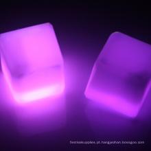 led acender cubo de gelo