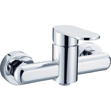 Wall Mount Side Handle Bathtub Faucet (ICD-3009D)