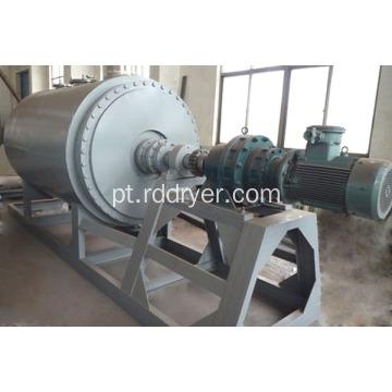 Vacuum Rake Dryer Machine for Apis (Active Pharmaceutical Ingredients)