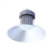 Lampe à cône métallique