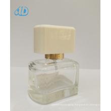 Ad-P196 Spray Transparent Glass Perfume Bottle 25ml