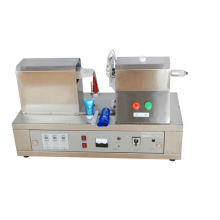 Cosmetic Tube Tail End Sealing Machine for Medicine Chemical Cream Bottle Sealer Tube Sealing Machineyoulian Machine