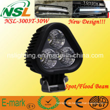 High Power 30W LED Fahrlicht CREE LED Arbeitslicht Lazer Star Discovery Triad Flood Nsl-3003t-30W