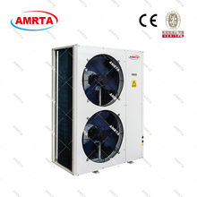 EVI Low Temperature Air Source Heat Pump Unit