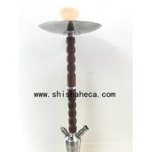 De Bonne Qualité Narguilé de pipe de tabac de narguilé en bois de narguilé