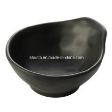 Bol de riz de glaçage de mélamine / vaisselle 100% de mélamine (IW12131)