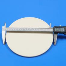 Круглая керамическая плита из глинозема, прессованная по ISO