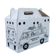 Boîte de transport pour animaux de compagnie (FP-CP-120814)