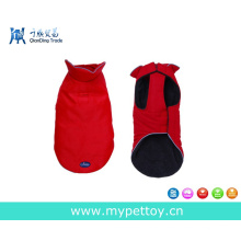 Красная водонепроницаемая одежда для собак Hot Sellint