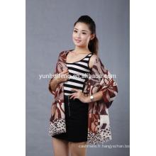 mongolie intérieure imprimée wool.pashmina scarf.shawl