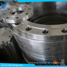 ASTM 1.6Mpa DN15 316 Stainless Steel FF Flanges