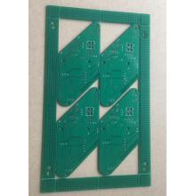 4 layer  FR4(TG180) 1.0mm Green Solder ENIG PCB