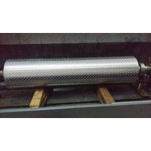 Non - Ferrous Metal / Leatheroid / Leather Embossing Rolls