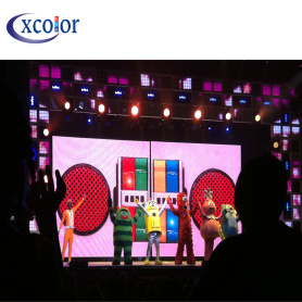 Shopping Mall Rental Rgb Indoor P4 Led Display