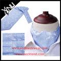 100% Handmade Silk Jacquard Paisley Ascot Tie Kravat