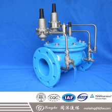 Hydraulically Operated, Pilot-Controlled, Modulating Valve Differential Pressure Valve