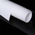 Feuille de plaque en plastique PP de joint de papeterie givré double face