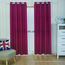 New arrival polyester embroidery curtain