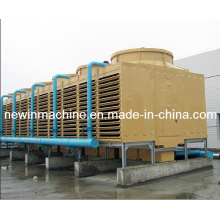 1200t FRP Square Type Cross Flow Water Cooling Tower