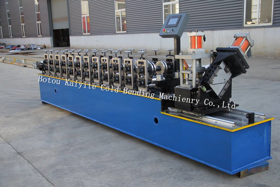 Light steel keel aluminium profile making machine