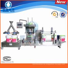 Automatische flüssige Füllmaschine-füllende Linie