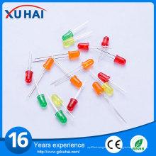 Super qualidade preço de fábrica 3 milímetros 5 milímetros LED / diodo LED