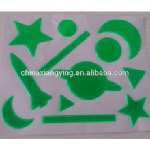 PVC Reflective Safety Product, Warning Safety Reflective Sticker, Cheap Custom Stickers