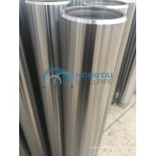 Tubo de acero de precisión sin soldadura laminado en frío para cilindro de aceite