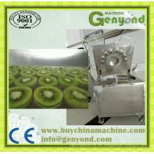 Máquina rebanadora de fruta Kiwi en China
