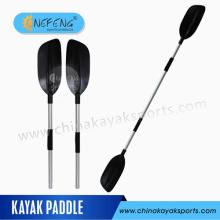 kayak aluminum paddle, Glass fiber kayak paddle
