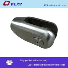 Fabricación a medida de China Auto Part Acero inoxidable Casting Small Parts