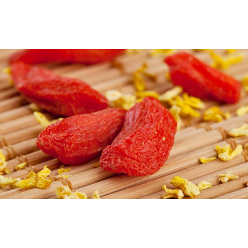 Red Dry Fruit Seed Wolfberry
