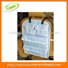 Sac / organe multi-fonctionnel pour siège arrière de voiture; Stockage suspendu avec support de CD