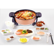 Electric Chaffy Dish, Hot Pot Gaya Cina
