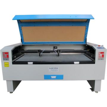 Máquina de corte a laser de têxteis Glc-1610t