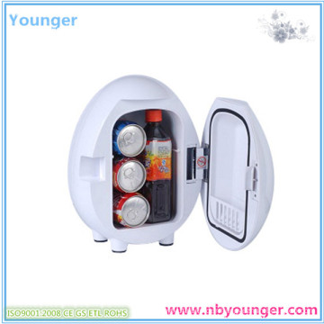 Egg Shape Mini Fridge